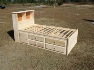 item 2464 captain s bed