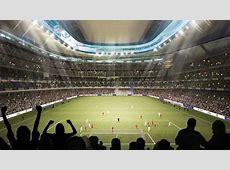 New Santiago Bernabéu Stadium