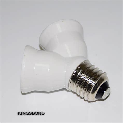 double bulb l socket popular double light bulb socket adapter buy cheap double