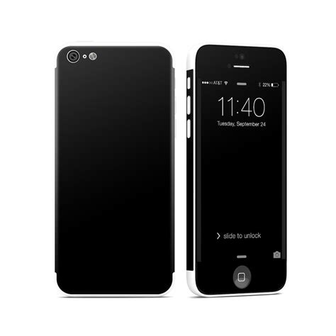 iphone 5c skins apple iphone 5c skin solid state black by solid colors