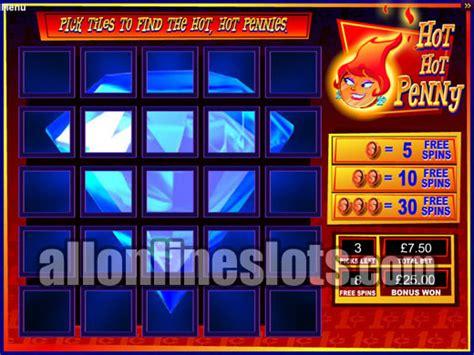 gem hunter  hot hot penny slot review
