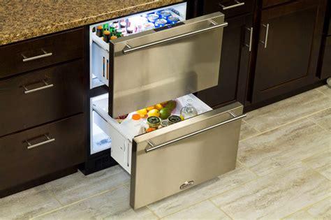 aga marvel fridge drawer set