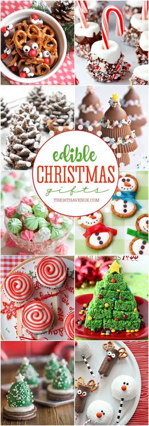 edible christmas gifts the 36th avenue