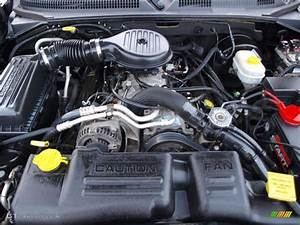 2003 Dodge Durango R  T 4x4 Engine Photos