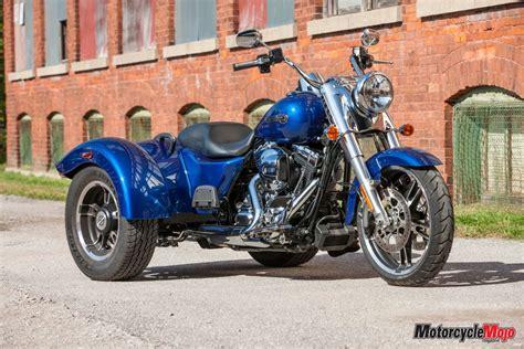 2015 Harley Davidson Freewheeler Trike Review