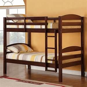Home Loft Concept : home loft concept twin bunk bed with built in ladder reviews wayfair ~ A.2002-acura-tl-radio.info Haus und Dekorationen