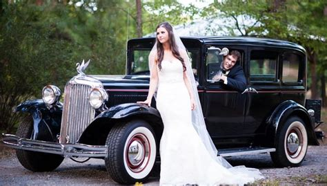 Classic Limo Rental by 770 826 3575 Atlanta Classic Car Wedding Limos Vintage
