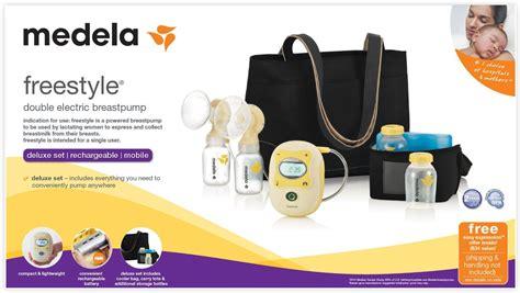 Medela Freestyle Breast Pump Deluxe Set Review Nursing