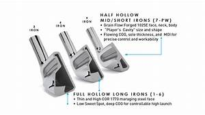 Mizuno Golf Mp-h5 Mens Right Handed Iron Set Custom