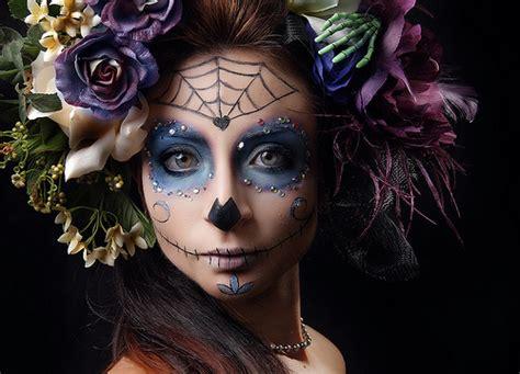 +50 Imágenes Con Maquillaje De Catrina [fotos Y Videos Paso A Paso]