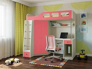 Kinderzimmer Mit Schreibtisch : kinderzimmer optimal einrichten sinnvolle und kreative ~ Michelbontemps.com Haus und Dekorationen
