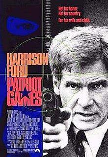 patriot games film wikipedia