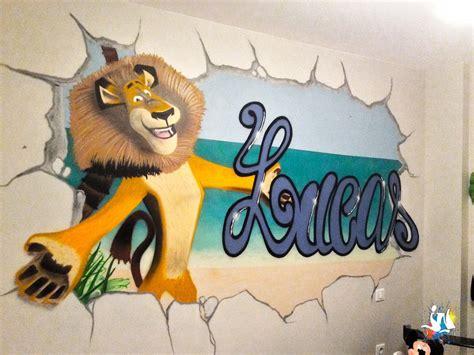 graffitis prénoms chambres