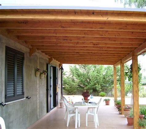 realizzazione tettoia in legno tettoia in legno realizzazione e costi edilnet