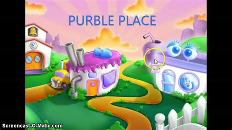 purble place game     acer game youtube