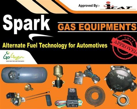 Lpg Conversion Kits And Car Gas Kit Fittings Spare Parts