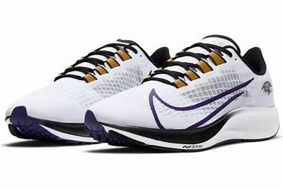 Nike Ravens Pegasus 37 Zoom Drops Shoe