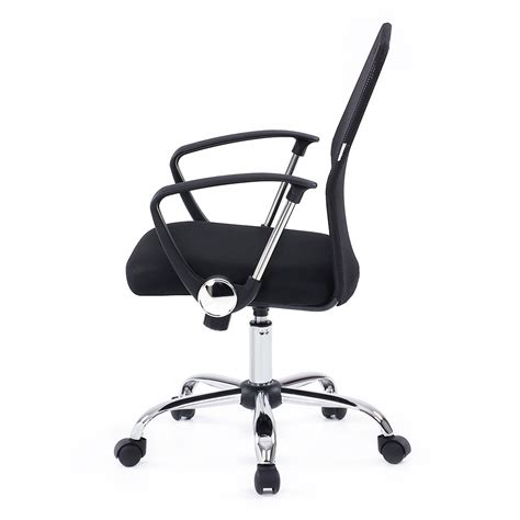 office computer chair with lumbar support executive seat