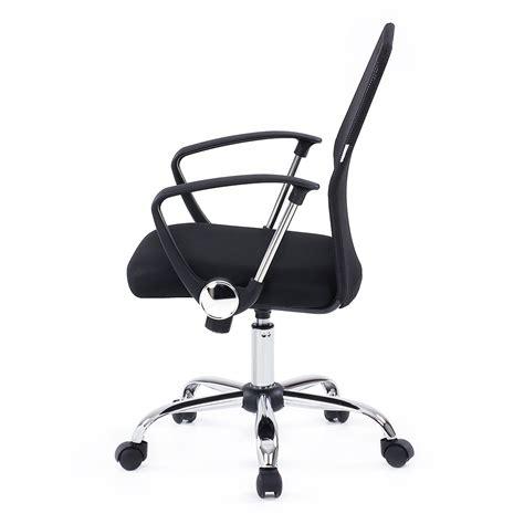 black ikayaa ergonomic mesh office executive computer