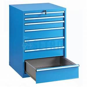 Armoire A Tiroir : armoire a tiroirs metallique armoire 7 tiroirs g ~ Edinachiropracticcenter.com Idées de Décoration