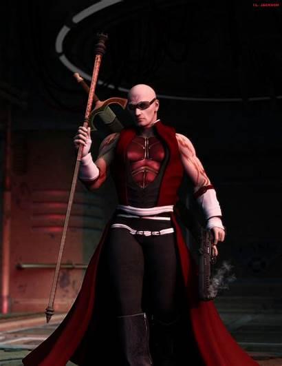 Wizard Temporal Cole Vandall Palladium Megaverse Iljackson