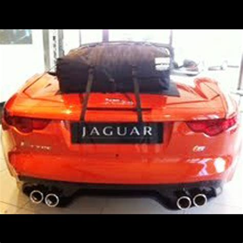 jaguar xk type jaguar xk xk8 e type and f type boot bags toplift