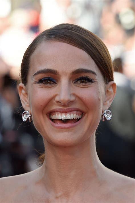 Natalie Portman Tale Love Darkness Premiere