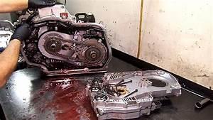 4t40-e Transmission - Teardown Inspection
