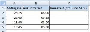 Excel Feiertage Berechnen : datum und zeitberechnung mit excel office page 2 of 2 ~ Themetempest.com Abrechnung