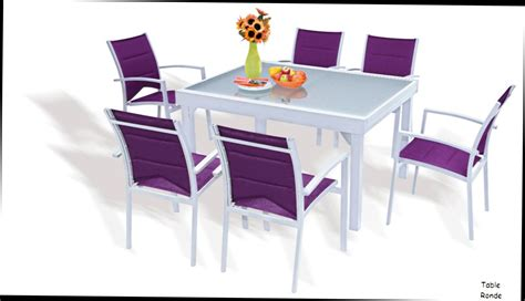 chaise de table pas cher table salon pas cher ensemble table et chaise de jardin