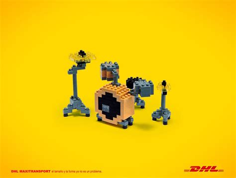 Size And Shape. Not A Problem Anymore.|dhl Ads