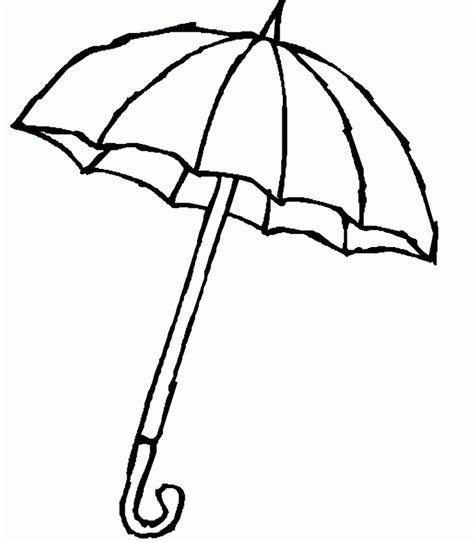 umbrella day coloring pages umbrella  raindrops