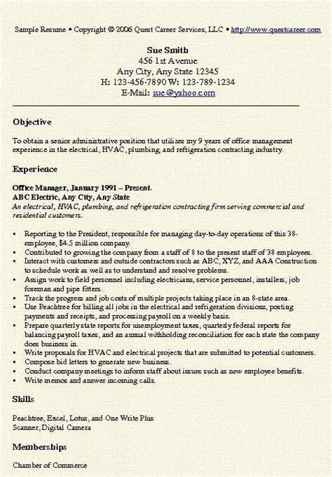 sample resume for office manager position office manager resume example resume examples and resume