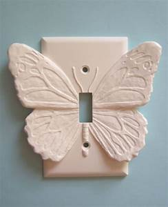 Butterfly, Light, Switch, Plate, Wall, Cover, Toggle, Switchplate, Outlet, Cabin, Decor