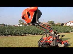 Bac De Ramassage Tracteur Tondeuse : a vendre bac de ramassage tondeuse kubota f3560 youtube ~ Nature-et-papiers.com Idées de Décoration