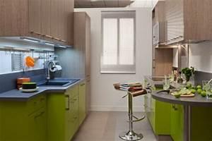 Kleine Küche Einrichten Tipps : kleine k che einrichten ~ Michelbontemps.com Haus und Dekorationen