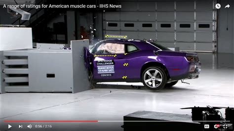 siege auto crash test worst cars in crash testing autos post