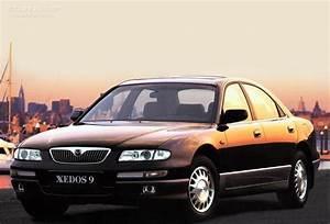 Mazda Xedos 9 - 1993  1994  1995  1996  1997  1998  1999  2000  2001