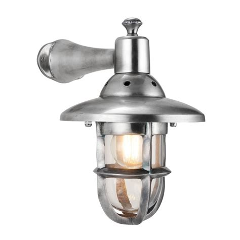 69767 rowling indoor wall light metal silver