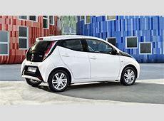 2014 Toyota Aygo Eurohip city hatch unveiled photos