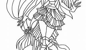 Coloriage Musa