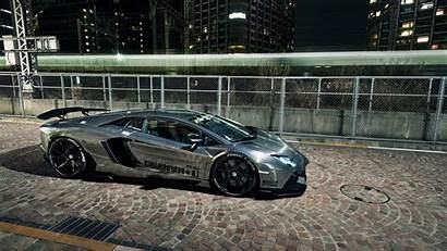Aventador Lamborghini Walk Liberty Lb Wheels Iforged