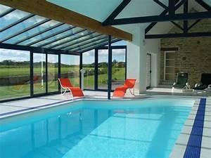 Combien Coute Une Piscine Intérieure : une piscine int rieure pour se baigner toute l 39 ann e ~ Premium-room.com Idées de Décoration