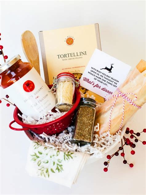 top  diy gift basket ideas  christmas top inspired