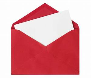 treat your envelope as part of your sales letter With red letter envelopes