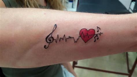 heartbeat tattoos askideascom