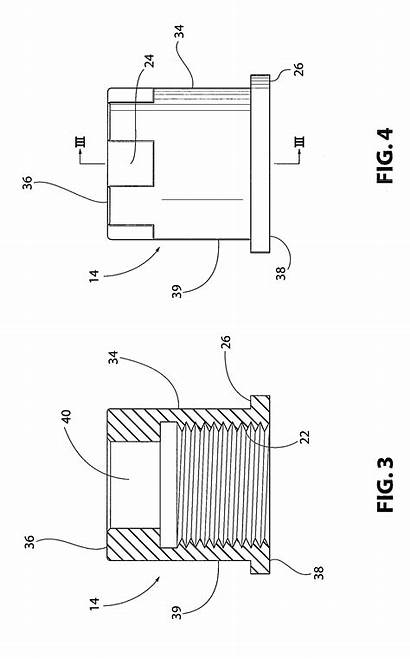 Barrel Extension Drawing Patents