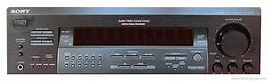 Sony Str-de425 - Manual - Am  Fm Stereo Receiver
