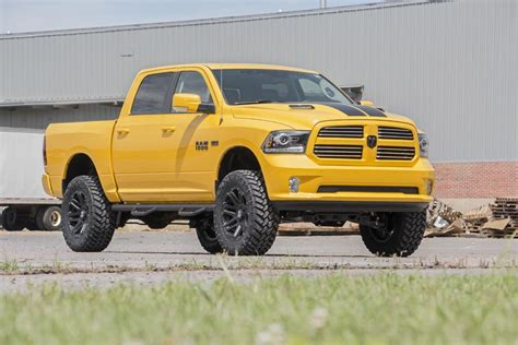 Dodge Ram 1500 Lift Kit by 6in Suspension Lift Kit For 12 17 Dodge 4wd 1500 Ram