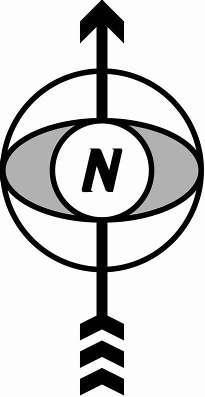Arrow North Symbol Svg Symbols Map Orientation